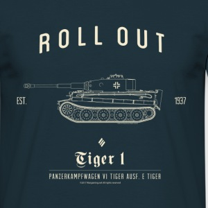World of Tanks Roll Out Tiger Homme tee shirt - Camiseta hombre
