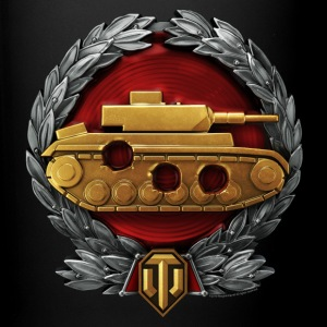 World of Tanks Za Strelbu Medal Tasse - Tasse einfarbig