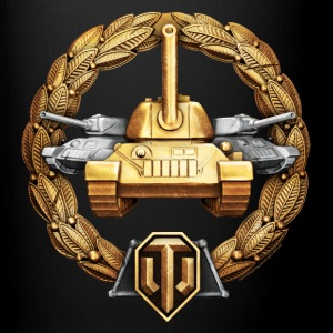 World of Tanks Osnovnoi Medal Tasse - Tasse einfarbig