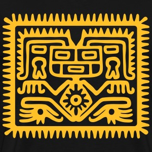aztec hocker T-Shirts - Men's Premium T-Shirt