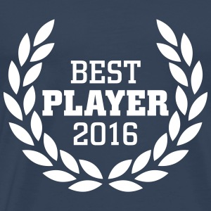 Best Player 2016 Camisetas - Camiseta premium hombre