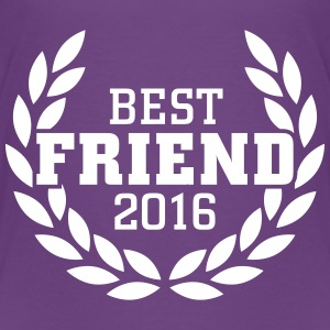 Best Friend 2016 Camisetas - Camiseta premium niño