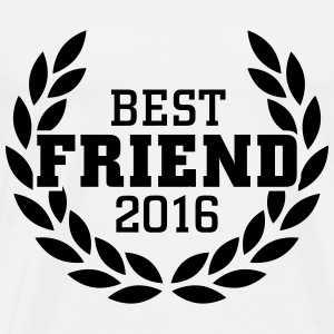 Best Friend 2016 T-Shirts - Men's Premium T-Shirt