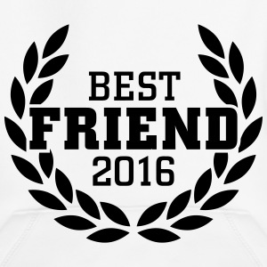 Best Friend 2016 Tröjor - Premium-Luvtröja barn