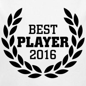 Best Player 2016 Baby Bodysuits - Longlseeve Baby Bodysuit