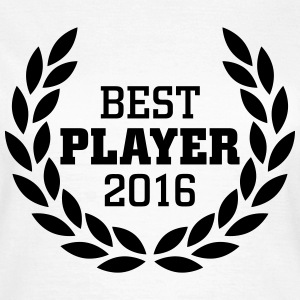 Best Player 2016 T-shirts - T-shirt dam