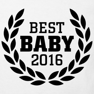 Best Baby 2016 T-shirts - Ekologisk T-shirt barn