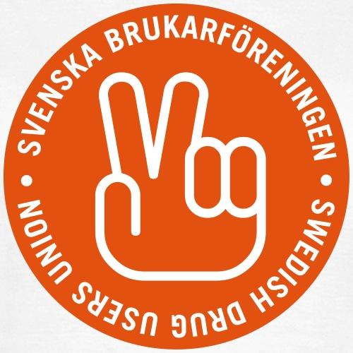 Tryck med Svenska Brukarföreningens logotyp