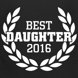 Best Daughter 2016 Tröjor - Premium-Luvtröja barn