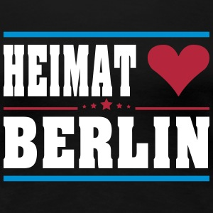 Berlin T-Shirts - Frauen Premium T-Shirt