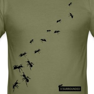 BESURROUNDED T-shirts - slim fit T-shirt