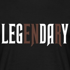 legendary leg day T-Shirts