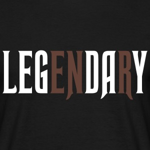 legendary leg day T-Shirts - Männer T-Shirt