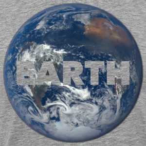 Planet Earth Tee shirts - T-shirt Premium Homme