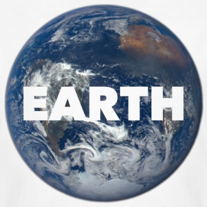 Planet Earth - Männer Bio-T-Shirt
