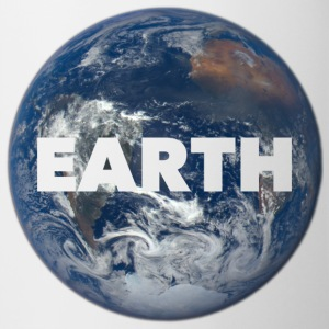 Planet Earth - Tasse