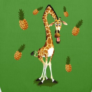 Madagascar Melman Tote Bag - EarthPositive Tote Bag