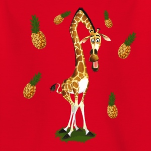 Madagascar Melman Teenager T-Shirt - Teenage T-shirt