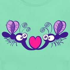 Mosquitoes in Love T-Shirts
