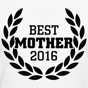 Best Mother 2016 Camisetas - Camiseta ecológica mujer