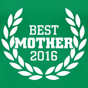 Best Mother 2016 T-shirts - Vrouwen Premium T-shirt