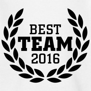 Best Team 2016 T-shirts - T-shirt tonåring