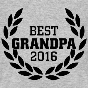 Best Grandpa 2016 T-Shirts - Men's Organic T-shirt