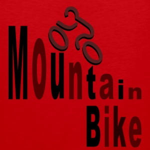 Mountain bike Tank Tops - Tank top premium hombre