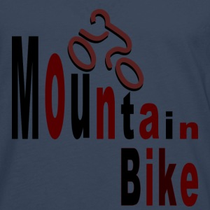 Mountain bike Manga larga - Camiseta de manga larga premium hombre