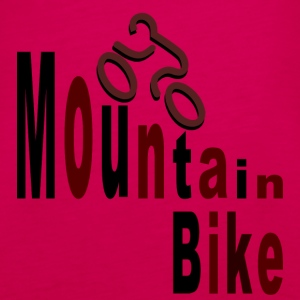 Mountain bike Tops - Vrouwen Premium tank top