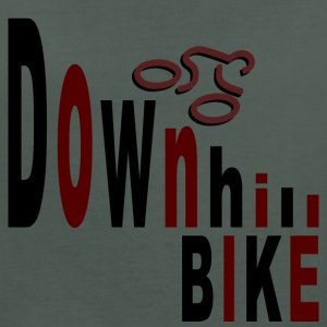 Downhill bike T-shirts - Vrouwen Bio-T-shirt