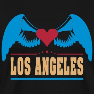 Los Angeles Tee shirts - T-shirt Premium Homme