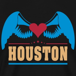 Houston T-Shirts - Männer Premium T-Shirt