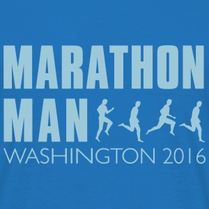MARATHON MANN  - Men's T-Shirt