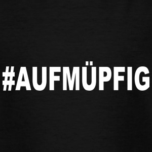 aufmüpfig - Teenager T-Shirt