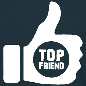 Top Friend T-Shirts - Männer T-Shirt