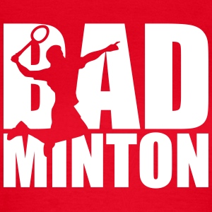 Badminton T-Shirts - Frauen T-Shirt