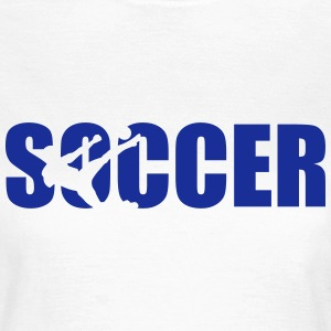 Soccer T-Shirts - Frauen T-Shirt