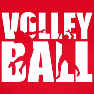 Volleyball T-Shirts - Frauen T-Shirt