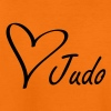 Love Judo t-skjorter for barn - Premium T-skjorte for barn