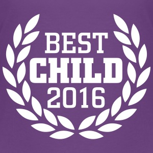Best Child 2016 Camisetas - Camiseta premium adolescente