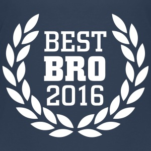 Best Bro 2016 Shirts - Teenager Premium T-shirt