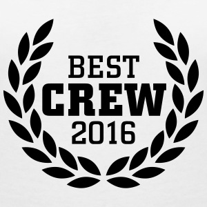 Best Crew 2016 T-Shirts - Women's V-Neck T-Shirt