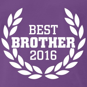 Best Brother 2016 Camisetas - Camiseta premium hombre