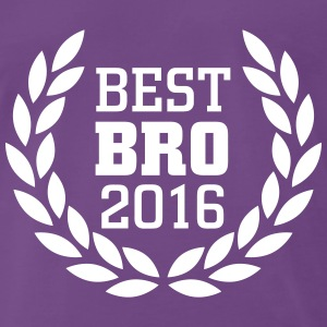 Best Bro 2016 T-Shirts - Men's Premium T-Shirt