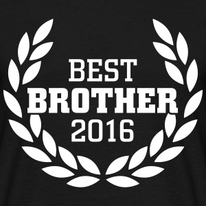 Best Brother 2016 T-shirts - T-shirt herr