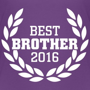 Best Brother 2016 T-shirts - Børne premium T-shirt