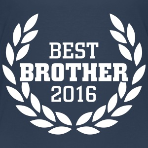 Best Brother 2016 Shirts - Kinderen Premium T-shirt