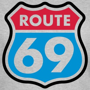 Route 69 colored T-Shirts - Women's T-Shirt