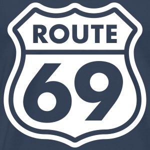 Route 69 T-Shirts - Men's Premium T-Shirt